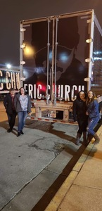 Janice attended Eric Church Tickets- St. Louis on Jan 25th 2019 via VetTix