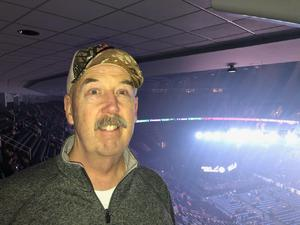 Mike attended Eric Church Tickets- St. Louis on Jan 25th 2019 via VetTix
