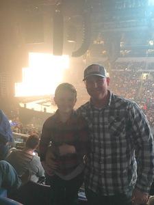 Jason attended Eric Church Tickets- St. Louis on Jan 25th 2019 via VetTix