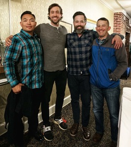 Charles attended Jeff Dye from Better Late Than Never, Comedy Central - Saturday Early Show - 21+ on Feb 9th 2019 via VetTix
