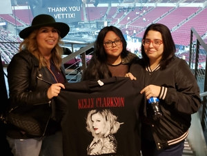 Joseph attended Kelly Clarkson: Meaning of Life Tour - Pop on Jan 25th 2019 via VetTix