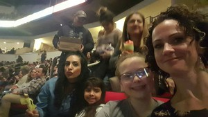 Kelline attended Kelly Clarkson: Meaning of Life Tour - Pop on Jan 25th 2019 via VetTix