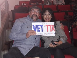 Richard attended Kelly Clarkson: Meaning of Life Tour - Pop on Jan 25th 2019 via VetTix