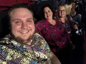 Jill attended Kelly Clarkson: Meaning of Life Tour - Pop on Jan 25th 2019 via VetTix