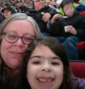 Melissa attended Monster Jam Triple Threat Series on Mar 2nd 2019 via VetTix
