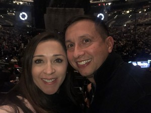 Gustavo attended Kelly Clarkson: Meaning of Life Tour on Jan 26th 2019 via VetTix