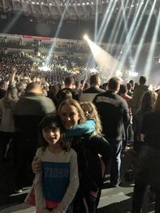 Ashley attended Kelly Clarkson - the Meaning of Life Tour With Kelsea Ballerini and Brynn Cartelli on Jan 24th 2019 via VetTix