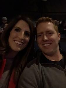 Kevin attended Kelly Clarkson - the Meaning of Life Tour With Kelsea Ballerini and Brynn Cartelli on Jan 24th 2019 via VetTix