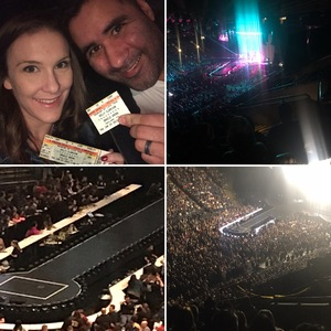 Andrew attended Kelly Clarkson - the Meaning of Life Tour With Kelsea Ballerini and Brynn Cartelli on Jan 24th 2019 via VetTix