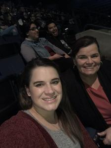 Richard attended Kelly Clarkson - the Meaning of Life Tour With Kelsea Ballerini and Brynn Cartelli on Jan 24th 2019 via VetTix