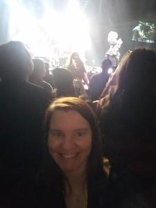 Jacquelyn attended Kelly Clarkson - the Meaning of Life Tour With Kelsea Ballerini and Brynn Cartelli on Jan 24th 2019 via VetTix
