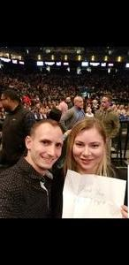 Cameron attended Kelly Clarkson - the Meaning of Life Tour With Kelsea Ballerini and Brynn Cartelli on Jan 24th 2019 via VetTix