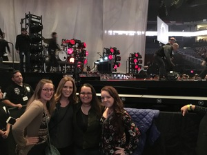 Miranda attended Kelly Clarkson - the Meaning of Life Tour With Kelsea Ballerini and Brynn Cartelli on Jan 24th 2019 via VetTix