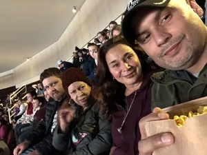 Rosalio attended Monster Jam on Feb 16th 2019 via VetTix