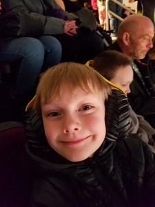 John attended Monster Jam on Feb 16th 2019 via VetTix