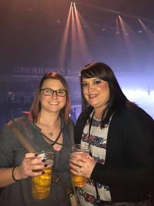 Kristi attended Eric Church - Double Down Tour on Jan 26th 2019 via VetTix