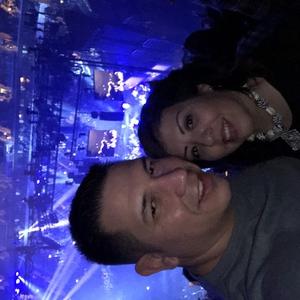 CHADD attended Eric Church - Double Down Tour on Jan 26th 2019 via VetTix