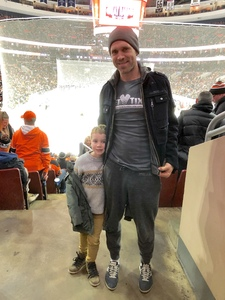 Paul attended Philadelphia Flyers vs. Winnipeg Jets - NHL on Jan 28th 2019 via VetTix