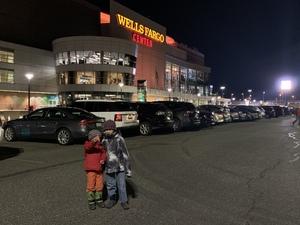 Sarah attended Philadelphia Flyers vs. Winnipeg Jets - NHL on Jan 28th 2019 via VetTix