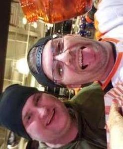 Michael attended Philadelphia Flyers vs. Winnipeg Jets - NHL on Jan 28th 2019 via VetTix