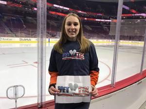 Carl attended Philadelphia Flyers vs. Winnipeg Jets - NHL on Jan 28th 2019 via VetTix