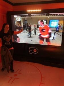 Christopher attended Philadelphia Flyers vs. Winnipeg Jets - NHL on Jan 28th 2019 via VetTix