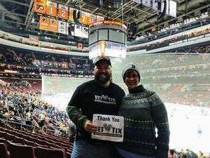 Mark attended Philadelphia Flyers vs. Winnipeg Jets - NHL on Jan 28th 2019 via VetTix