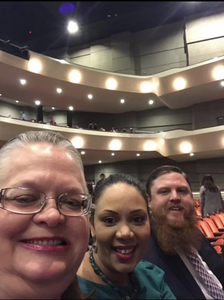 Jessica attended Cinderella Presented by Russian National Ballet on Feb 15th 2019 via VetTix