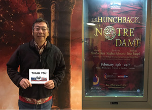 Click To Read More Feedback from The Hunchback of Notre Dame