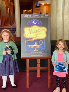 Click To Read More Feedback from Virginia National Ballet Presents Aladdin - Saturday Matinee