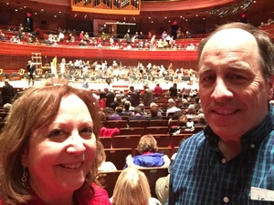 Michael attended A Space Odyssey - Matinee - Presented by the Philadelphia Orchestra on Feb 15th 2019 via VetTix
