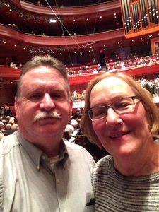 Timothy attended A Space Odyssey - Matinee - Presented by the Philadelphia Orchestra on Feb 15th 2019 via VetTix