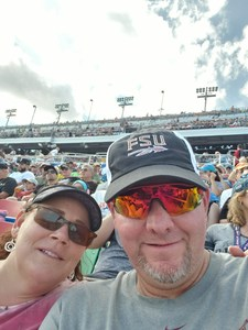 Michael attended 61st Annual Monster Energy NASCAR Cup Series Daytona 500 With Fanzone Access! - * See Notes on Feb 17th 2019 via VetTix