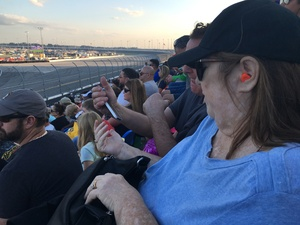 Kevin attended 61st Annual Monster Energy NASCAR Cup Series Daytona 500 With Fanzone Access! - * See Notes on Feb 17th 2019 via VetTix