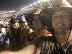 Shawn attended 61st Annual Monster Energy NASCAR Cup Series Daytona 500 With Fanzone Access! - * See Notes on Feb 17th 2019 via VetTix