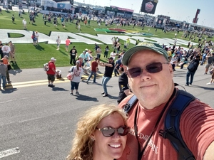 Darryl attended 61st Annual Monster Energy NASCAR Cup Series Daytona 500 With Fanzone Access! - * See Notes on Feb 17th 2019 via VetTix