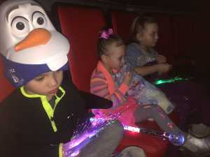 Terence attended Disney on Ice Presents Mickey's Search Party - Ice Shows on Mar 21st 2019 via VetTix