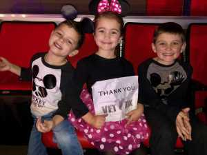 Chad attended Disney on Ice Presents Mickey's Search Party - Ice Shows on Mar 21st 2019 via VetTix