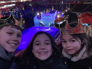 Bobby attended Disney on Ice Presents Mickey's Search Party - Ice Shows on Mar 21st 2019 via VetTix