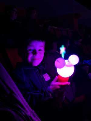 Casey attended Disney on Ice Presents Mickey's Search Party - Ice Shows on Mar 21st 2019 via VetTix