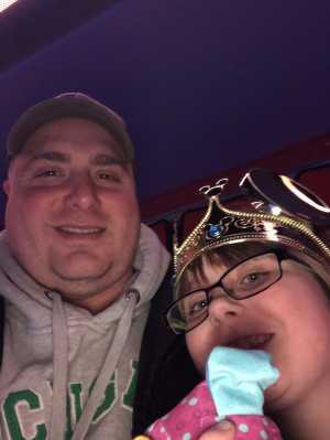 Michael attended Disney on Ice Presents Mickey's Search Party - Ice Shows on Mar 21st 2019 via VetTix