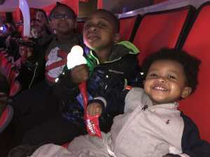 Kathleen attended Disney on Ice Presents Mickey's Search Party - Ice Shows on Mar 21st 2019 via VetTix