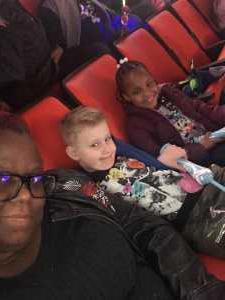 Michele attended Disney on Ice Presents Mickey's Search Party - Ice Shows on Mar 21st 2019 via VetTix