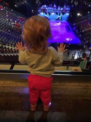 Ilicia attended Disney on Ice Presents Mickey's Search Party - Ice Shows on Mar 21st 2019 via VetTix
