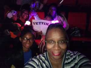 TERESA attended Disney on Ice Presents Mickey's Search Party - Ice Shows on Mar 21st 2019 via VetTix