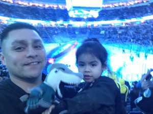 Will attended San Jose Sharks vs. Colorado Avalanche - NHL on Mar 1st 2019 via VetTix