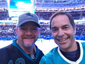 Dwayne attended San Jose Sharks vs. Montreal Canadiens - NHL on Mar 7th 2019 via VetTix