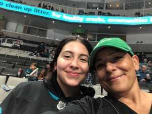 Steven attended San Jose Sharks vs. Montreal Canadiens - NHL on Mar 7th 2019 via VetTix