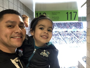Will attended San Jose Sharks vs. Washington Capitals - NHL on Feb 14th 2019 via VetTix