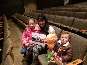 Click To Read More Feedback from Sesame Street Live! Let's Party! - Afternoon Performance